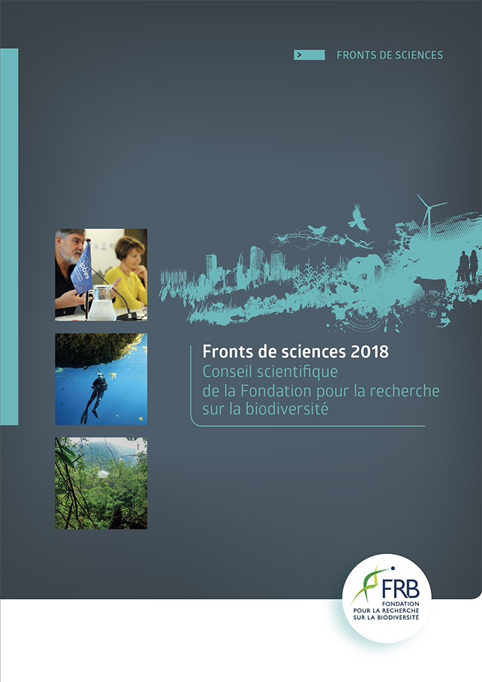 Fronts de sciences 2018