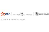 Programme Science & enseignement EDF – Institut de France – Académie des sciences