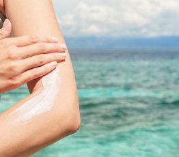 Action n°2 : J'évite les crèmes solaires néfastes pour la vie marine