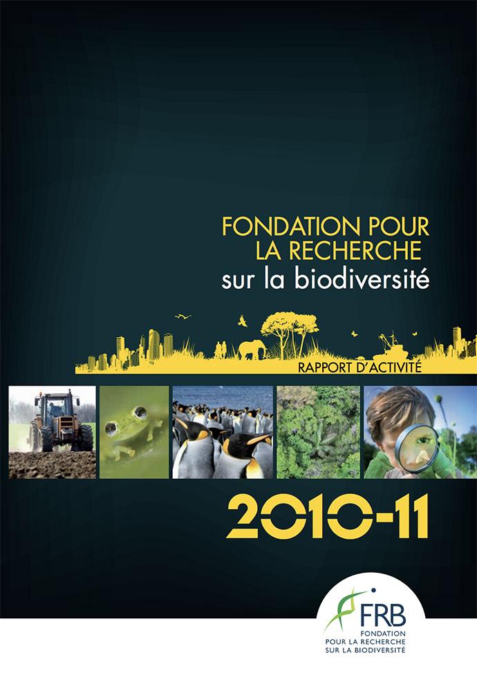 Rapport d'activité 2010-2011