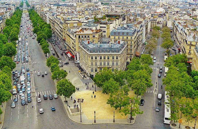 Les écosystèmes urbains :  une évaluation dans le cadre du programme EFESE
