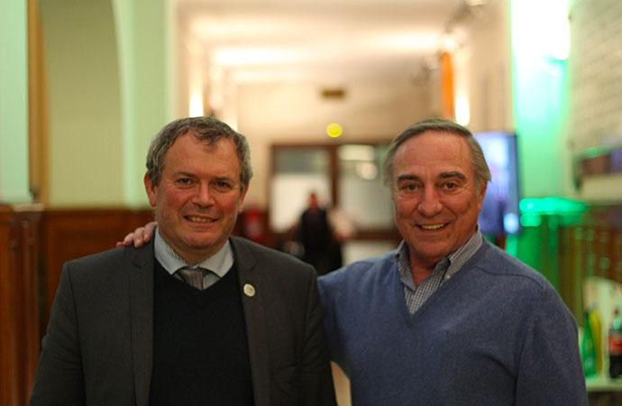 Allain Bougrain-Dubourg élu président du Cos, Jean-François Lesigne vice-président