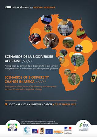 Scénarios de la biodiversité africaine – Anticipation du devenir de la biodiversité et des services écosystémiques et adaptation aux changement globaux