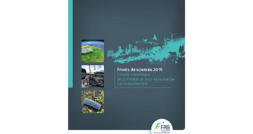 [Publication] Le Conseil scientifique de la FRB publie ses Fronts de sciences 2019