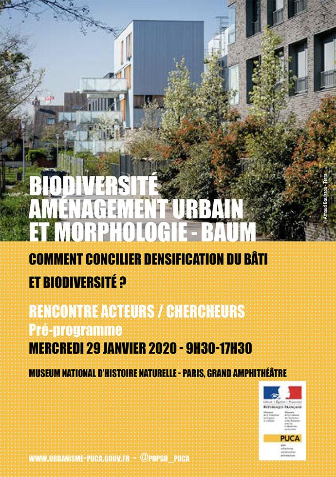 Comment concilier densification du bâti et biodiversité ?