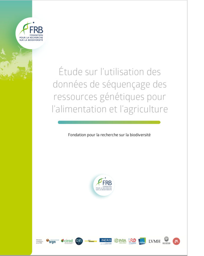 Analytic report on the use of DSI on genetic resources for food and agriculture