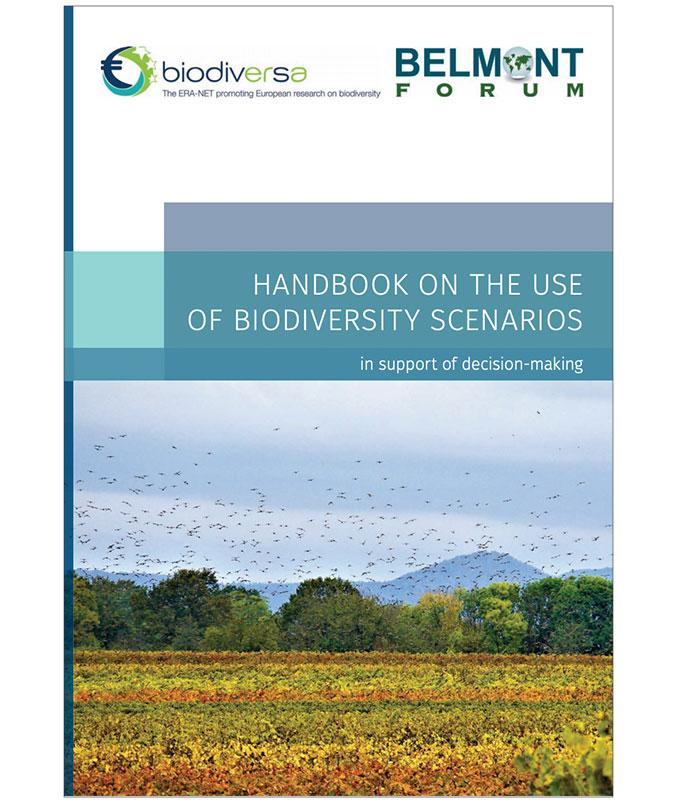 [BiodivERsA] Découvrez le manuel de BiodivScen sur l'utilisation des scénarios pour soutenir la prise de décision