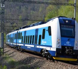 Analyse spatiale des collisions entre la faune sauvage et les trains sur le réseau ferroviaire tchèque