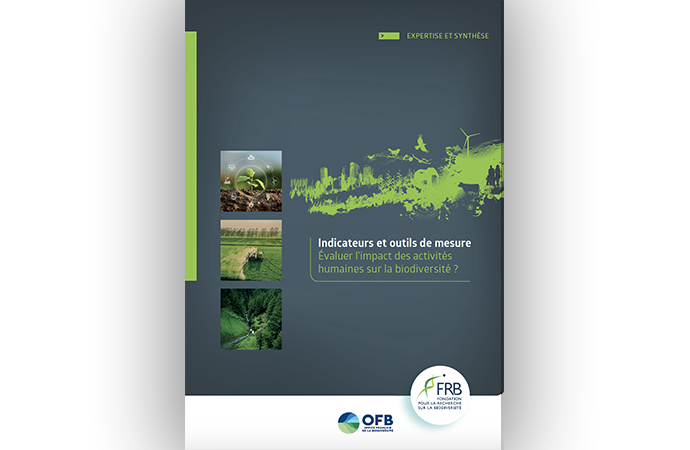 [Expertise et synthèse] Indicateurs et outils de mesure : évaluer l'impact des activités humaines sur la biodiversité ?