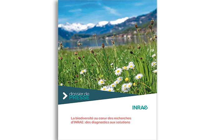 La biodiversité au cœur des recherches d'INRAE, membre fondateur de la FRB, spécialiste des enjeux agriculture, alimentation et environnement