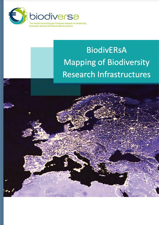 [BiodivERsA] Découvrez la cartographie BiodivERsA des infrastructures de recherches européennes sur la biodiversité