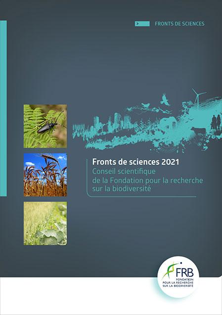 Fronts de sciences 2021