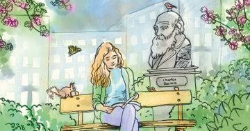 L'évolution darwinienne, la biodiversité et les humains